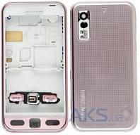 Корпус Samsung S5230 Pink