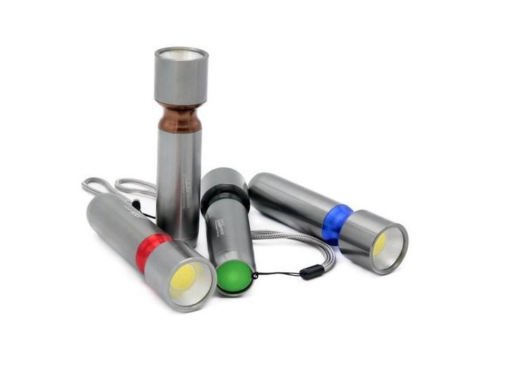 Карманный ручной фонарик Bailong BL-C701