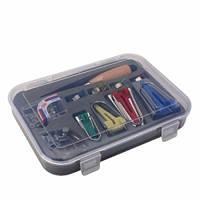 Набор для изготовления косой бейки CY-BTM-S2, 11 предметов в кейсе, 104742