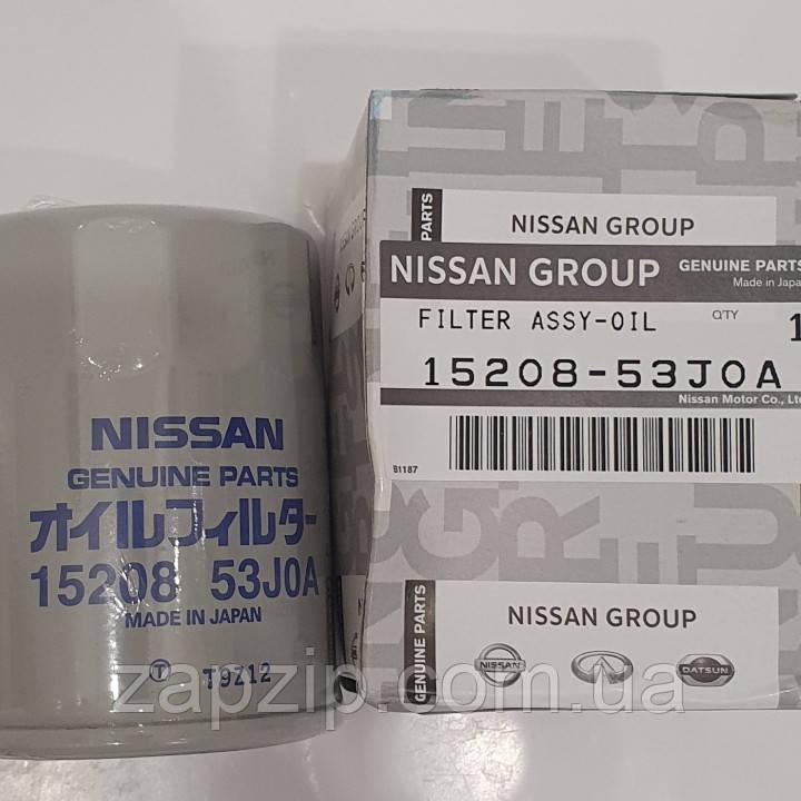 Фильтр масляный Nissan 15208-53J0A