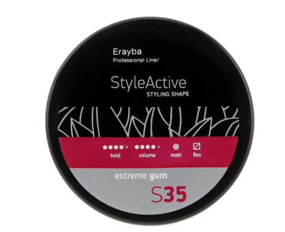 Поликомпонентная масса для моделирования Erayba S35 Extreme Gum