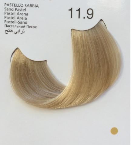 Колорирующий крем для волос Kleral Milk Color 11.9 100 мл