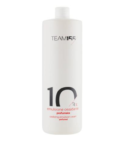 Эмульсия для волос 3% Team 155 Oxydant Emulsion 10 Vol 1000 мл