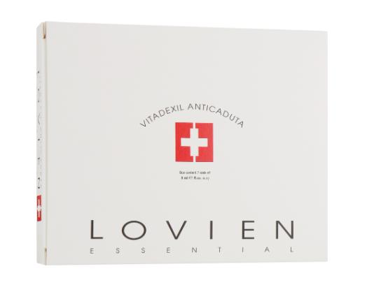 Ампулы против выпадения волос Lovien Essential Hair Loss Prevention Treatment Ampoules Vitadexil 7х8