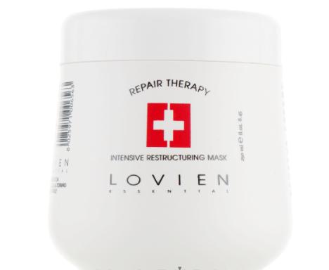 Маска для сухих и поврежденных волос Lovien Essential Mask Intensive Repairing For Dry Hair