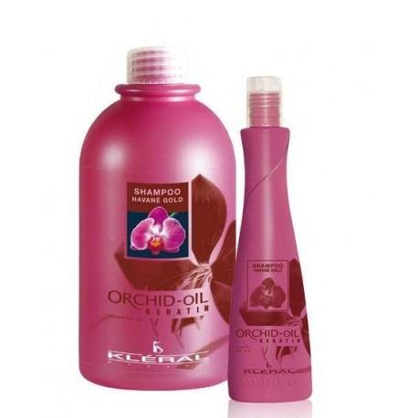 Kleral Shampoo HAVANE GOLD Шампунь увлажняющий для частого применения 300 мл