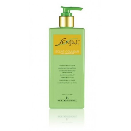 Kleral SENJAL REVIVING TREATMENT SHAMPOO Шампунь-гель восстанавливающий для окрашенных волос 250 мл
