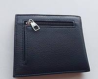 Мужское кожаное портмоне BA 6-10 black, купить мужское портмоне Balisa недорого в Украине, фото 2