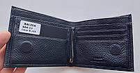 Мужское кожаное портмоне BA 6-10 black, купить мужское портмоне Balisa недорого в Украине, фото 3