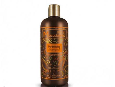 Увлажняющий шампунь с маслом макадами - Kleral System Macadamia Hydrating Shampoo 1000 мл