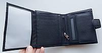 Мужское кожаное портмоне BA 6-18 black, купить мужское портмоне Balisa недорого в Украине, фото 4