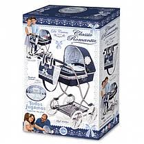 Коляска для кукол DeCuevas серии Романтик 80225, фото 2