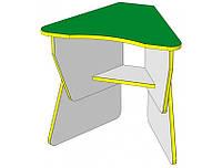 Столик детский Лепесток регулируемый по высоте 560*405*h