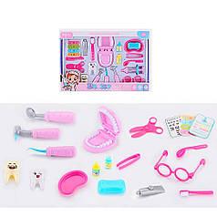 Детский игровой набор доктора стоматолог Metr+ TP513