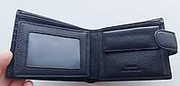 Мужское кожаное портмоне BA 6-25 black, купить мужское портмоне Balisa недорого в Украине, фото 3