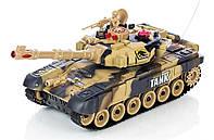 Танк на радиоуправлении War Tank, на аккумуляторе, размер 27см, игрушки ру, фото 1