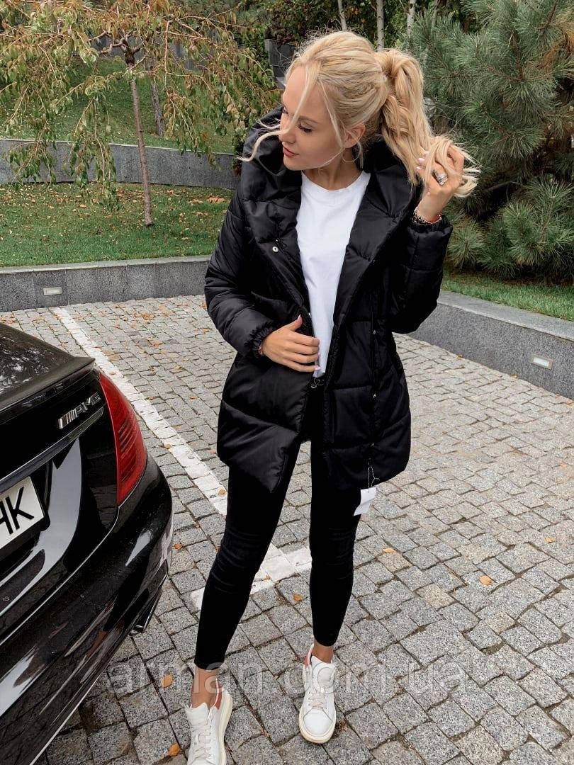 Качественная женская теплая куртка! Утеплена силиконом-250. Размеры: С,М,L