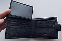 Мужское кожаное портмоне BA 9-24 black, купить мужское портмоне Balisa недорого в Украине, фото 4