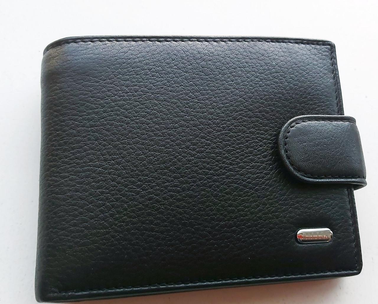 Мужское кожаное портмоне BA 9-24 black, купить мужское портмоне Balisa недорого в Украине