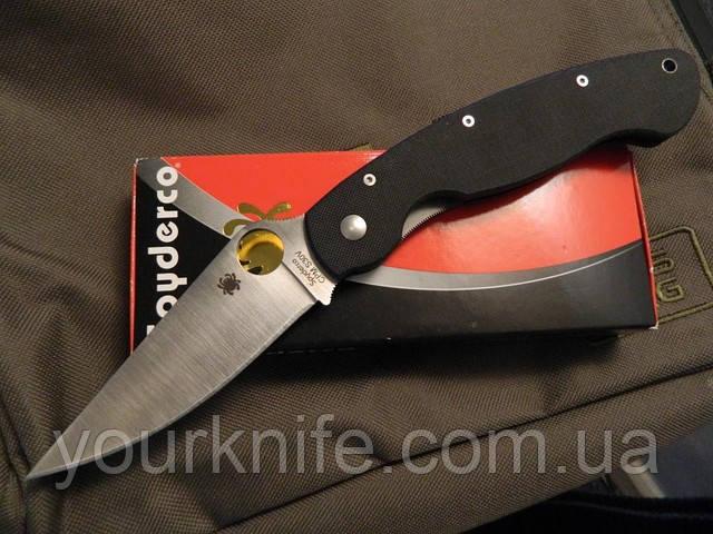 Нож складной Spyderco Military