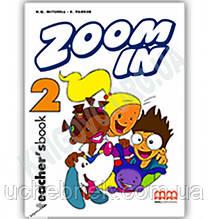 Англійська мова 2 клас Zoom in Special 2 Teacher's Book Mitchell H.Q. MM Publications