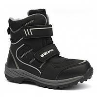 Термо ботинки зимние детские B&G R21-14/04 для мальчиков р.35