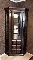 Угловая витрина Палаццо для посуды, фото 1