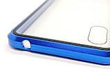 Магнитный металл чехол FULL GLASS 360° для Xiaomi Redmi 9A, фото 7