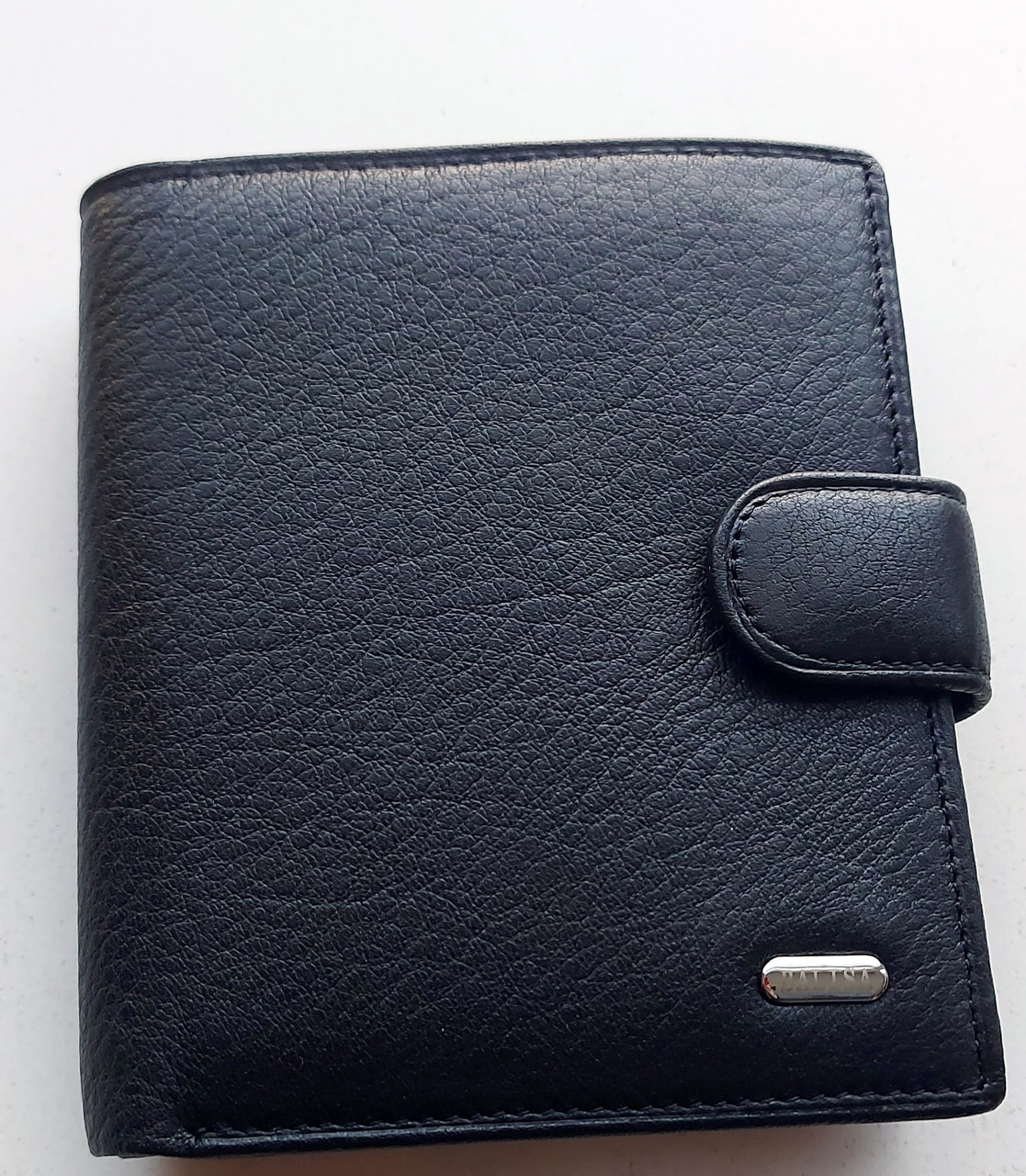 Мужское кожаное портмоне BA 9-18 black, купить мужское портмоне Balisa недорого в Украине