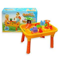 Детский столик песочница Аквапарк Royaltoys8803