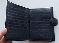 Мужское кожаное портмоне BA 9-14 black, купить мужское портмоне Balisa недорого в Украине, фото 3