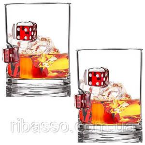 Стаканы для виски Фортуна 640016