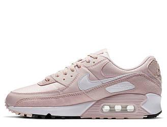 Кроссовки Nike Air Max 90 Pink CZ6221-600 розовые женские