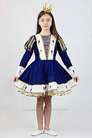 Карнавальный костюм Принцесса, рост 105-130, возраст 5-8, фото 1