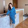Красивый юбочный костюм с баской 42-44 (в расцветках), фото 7