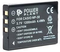 Аккумулятор PowerPlant Casio NP-30, KLIC-5000, LI-20B