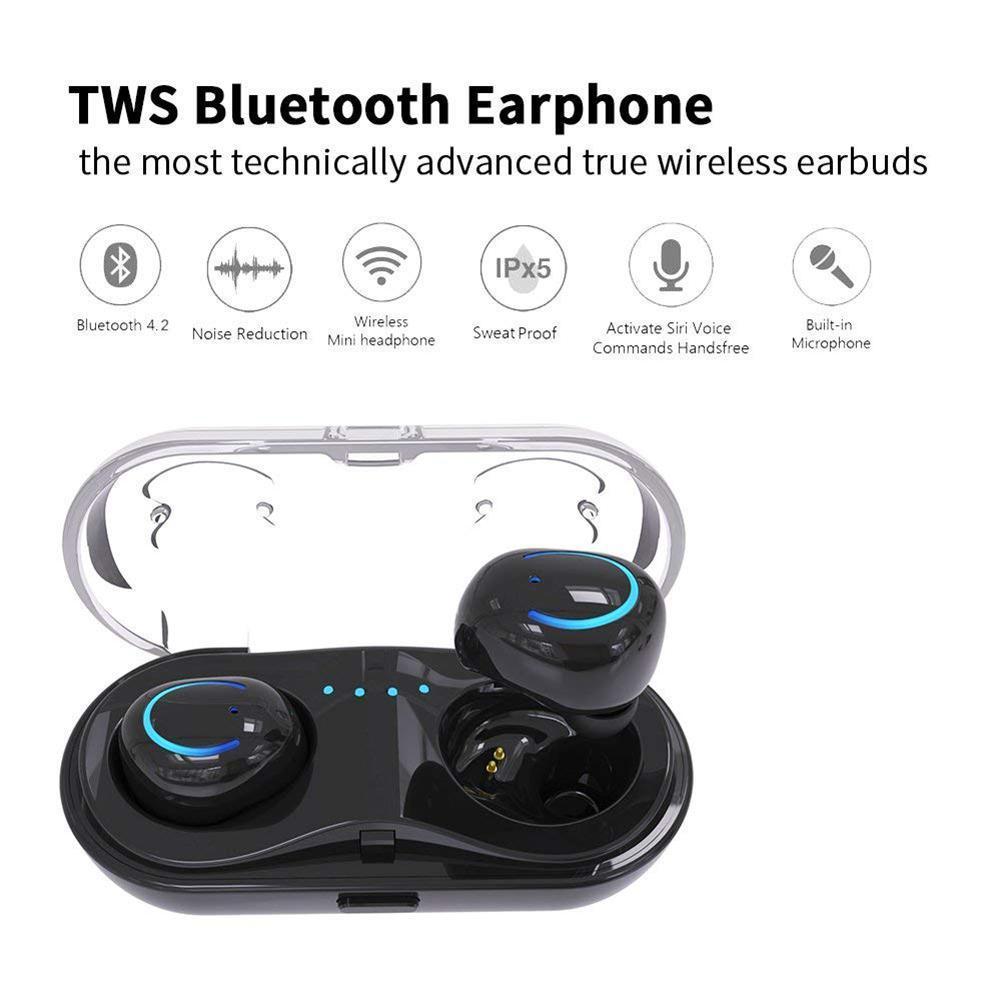 Bluetooth-наушники; Стереонаушники с микрофоном; Зарядный чехол; HBQ; Наушник