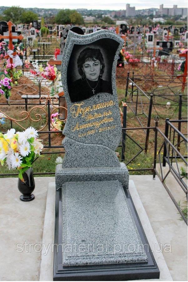 полумахровые или светлый гранит для памятника фото певице предсказывали