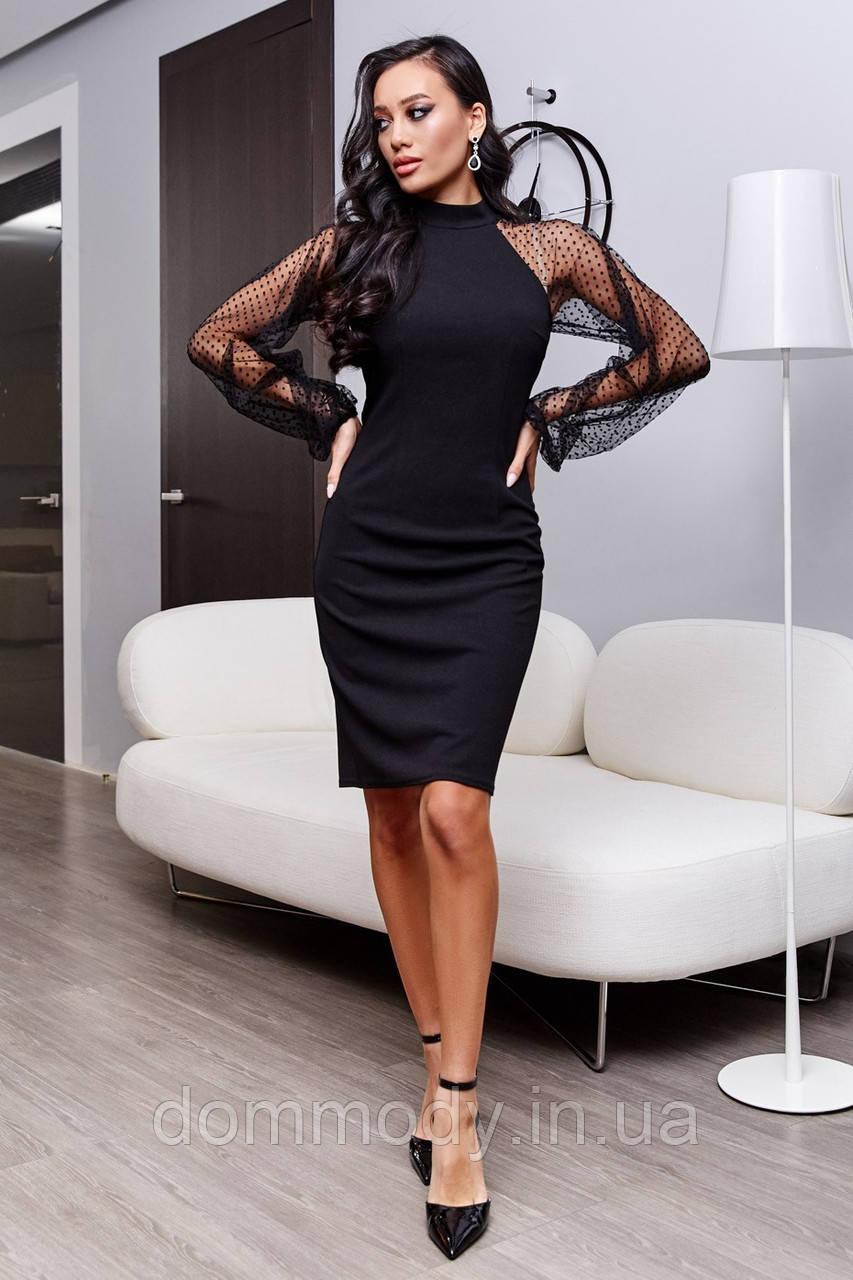 Платье женское Spirits black peas