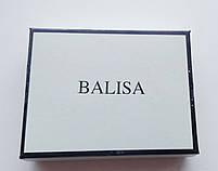 Мужское кожаное портмоне BA 2-10 black, купить мужское портмоне Balisa недорого в Украине, фото 5
