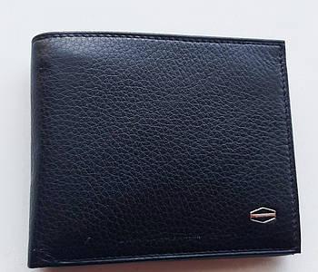 Чоловіче шкіряне портмоне BA 2-10 black, купити чоловіче портмоне Balisa недорого в Україні