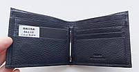Мужское кожаное портмоне BA 2-10 black, купить мужское портмоне Balisa недорого в Украине, фото 2