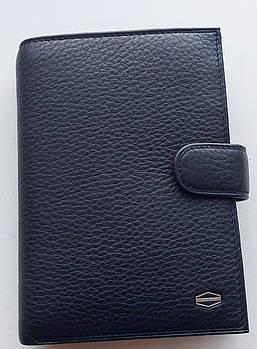 Чоловіче шкіряне портмоне BA 2-14 black, купити чоловіче портмоне Balisa недорого в Україні