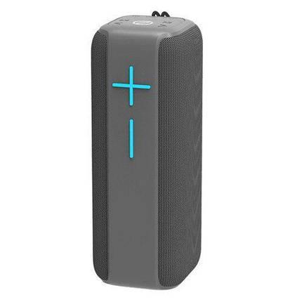 Портативная Bluetooth колонка Hopestar P15 Grey, фото 2
