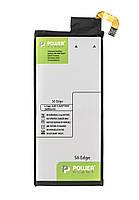 Аккумулятор PowerPlant Samsung Galaxy S6 Edge (EB-BG925ABE) 2600mAh