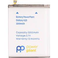 Аккумулятор PowerPlant Samsung Galaxy A20 (EB-BA505ABN) 3200mAh