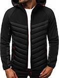 Куртка мужская  J.STYLE черная  XL, фото 3