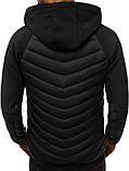 Куртка мужская  J.STYLE черная  XXL, фото 2