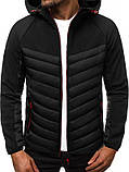 Куртка мужская  J.STYLE черная  XXL, фото 3