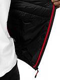 Куртка мужская  J.STYLE черная  XXL, фото 5